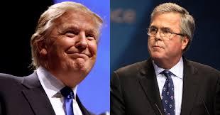 Trump vs. Bush